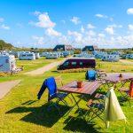 Vakantiepark in de kerstvakantie